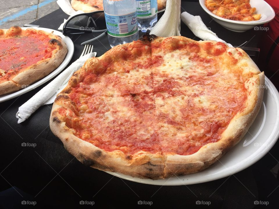 Very good and delicious pizza in Popmei