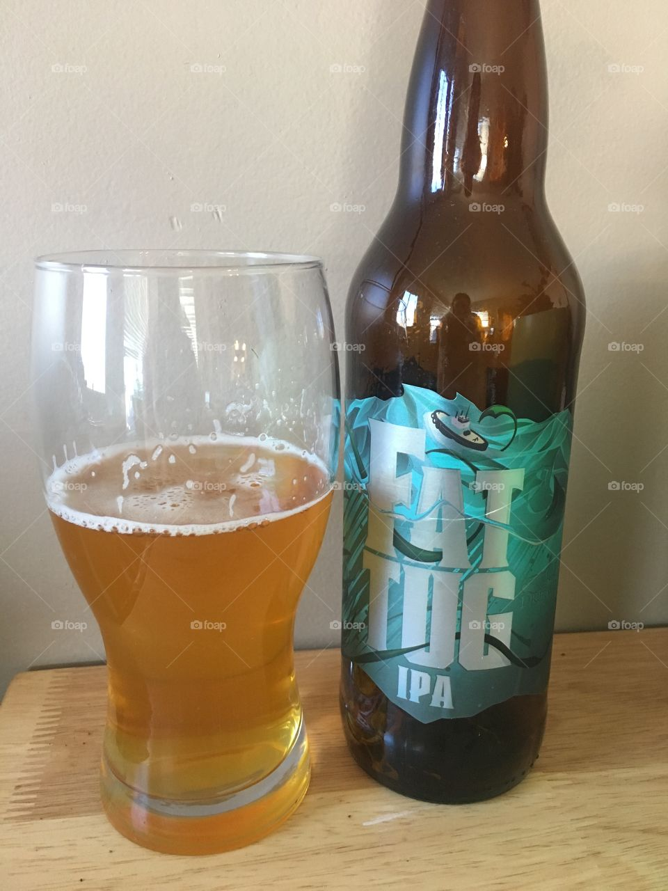 Fat Tug IPA Craft Beer