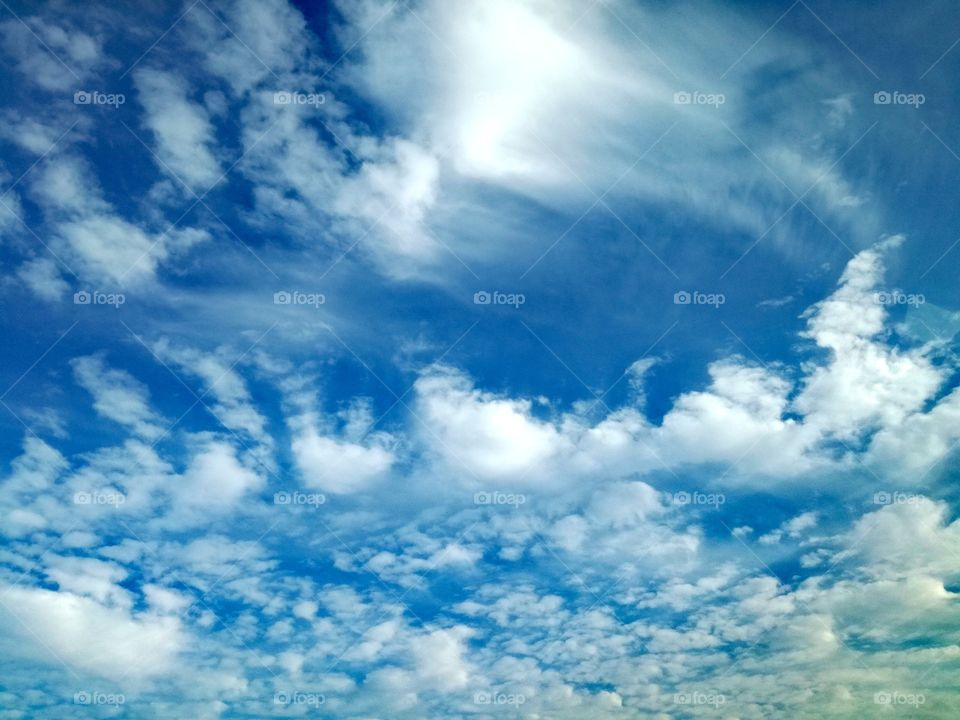 #sky #photo #blue #Fallowme #fallow_me