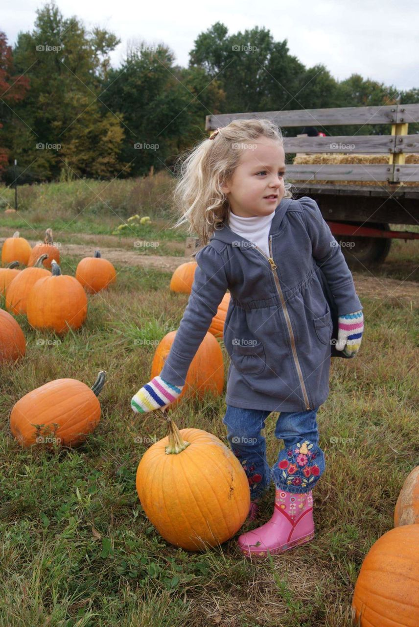 Hayride to the Pumpkin Patch