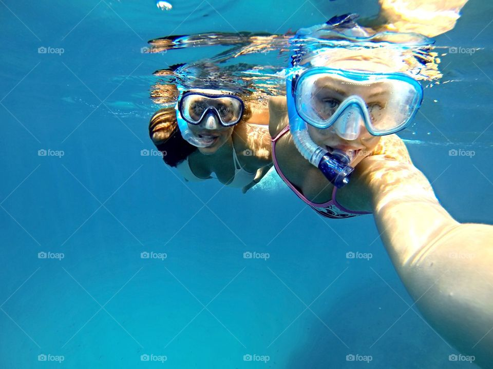 Snorkeling in Paradise
