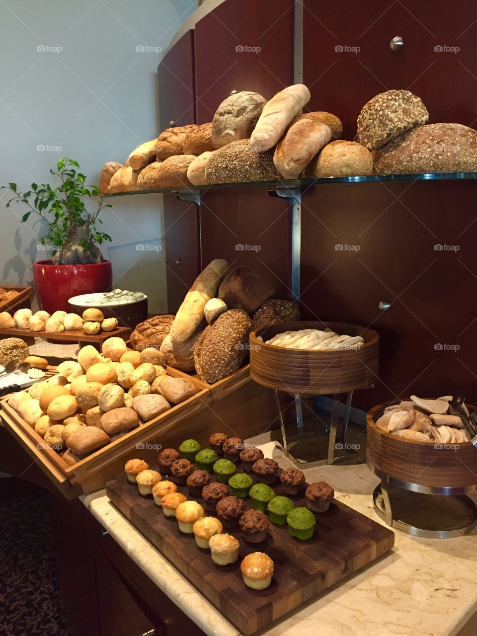 Bread Please.  Kingdom of Bahrain