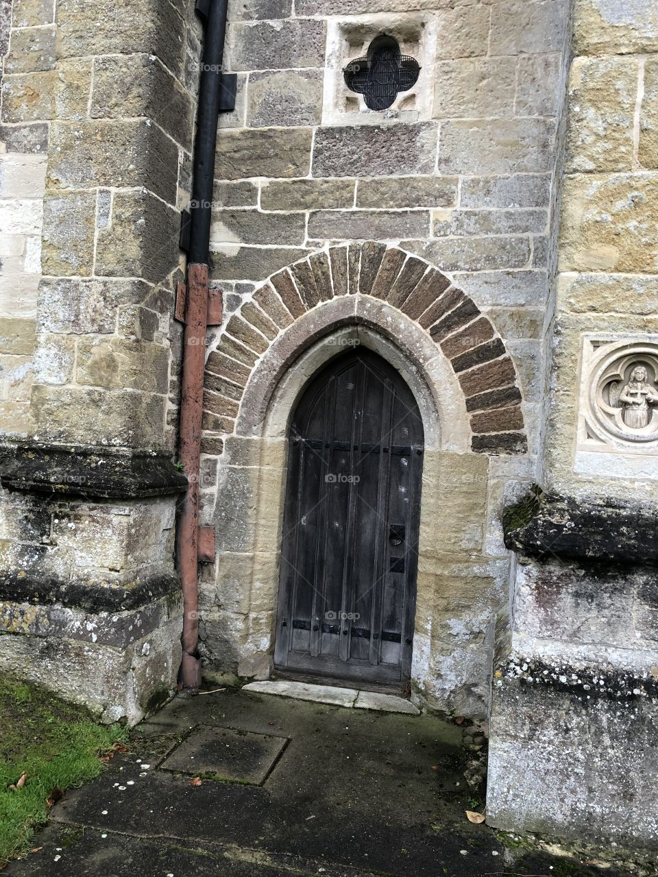 They are both impressive side entrances to Ottery St Mary Church, which one do you prefer?