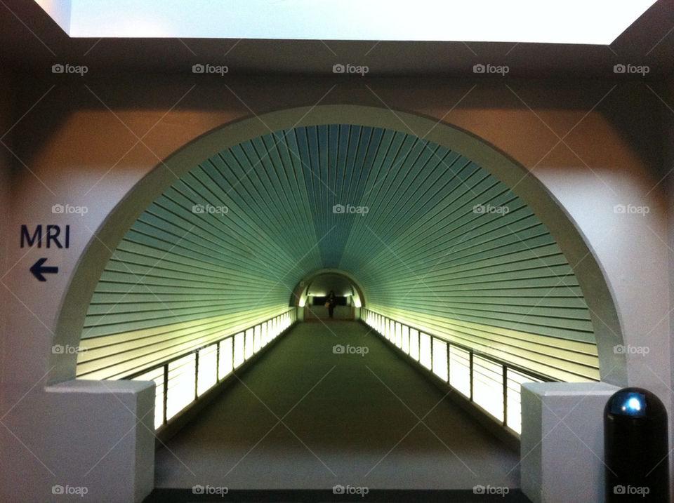 underground tunnel hospital depth by evesevere