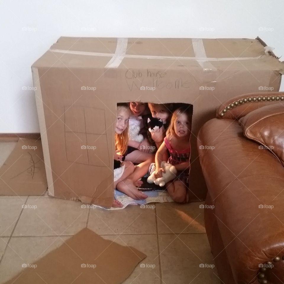 Cardboard Clubhouse