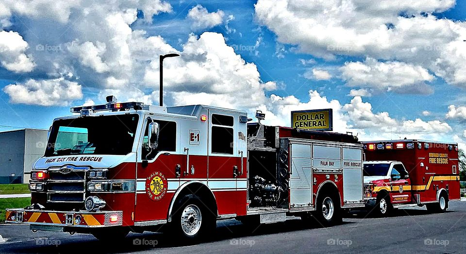 Brevard County Florida Fire Department