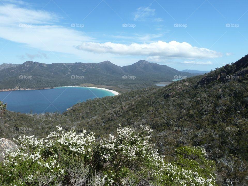 wineglass bay Australia