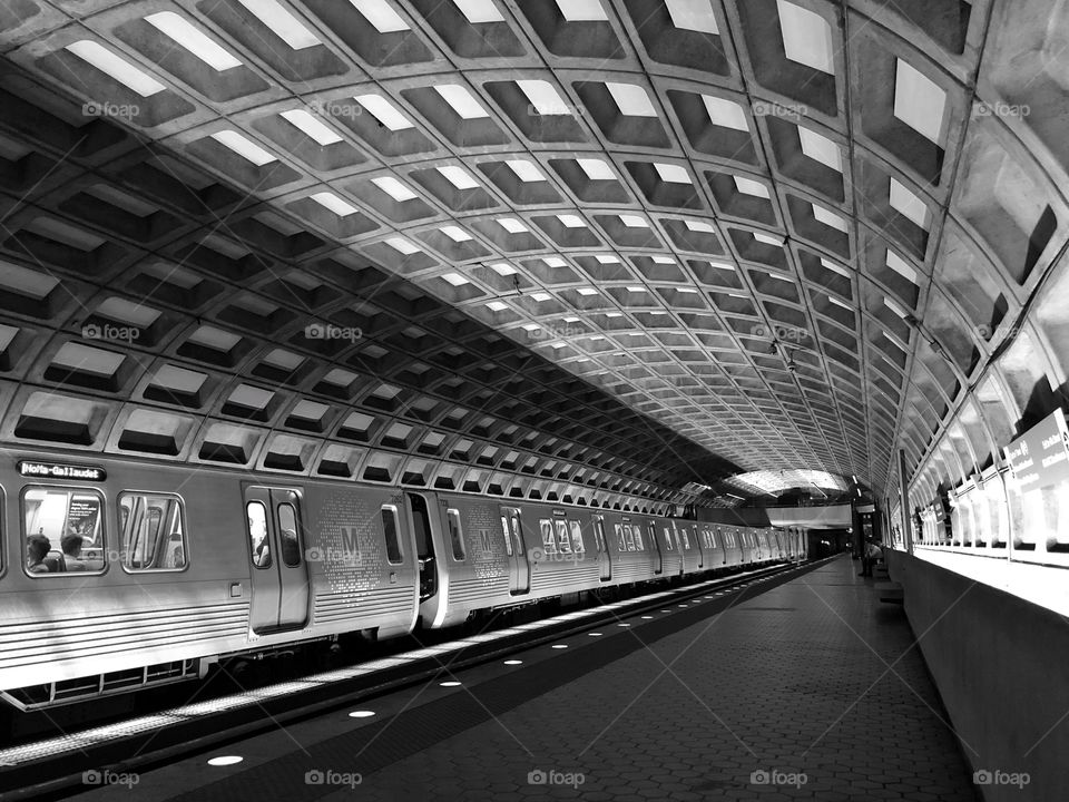 Line of Sight with the D.C. Metro