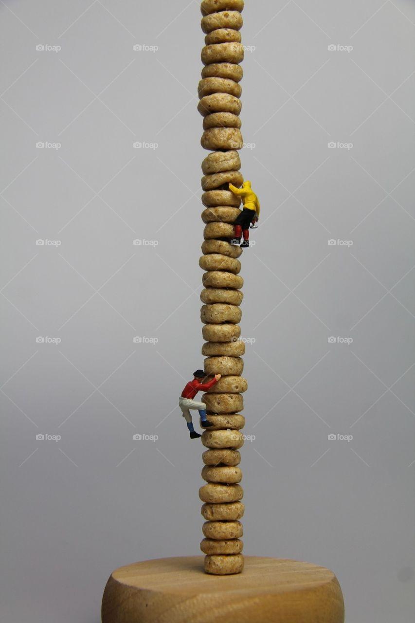 Cheerio Climbers
