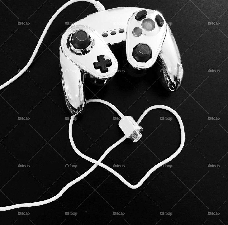 Love gaming!