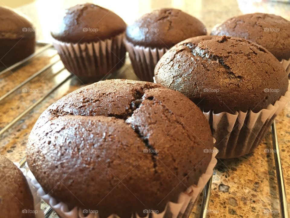 Eggless chocolate cupcakes: the best cupcake recipe ever
