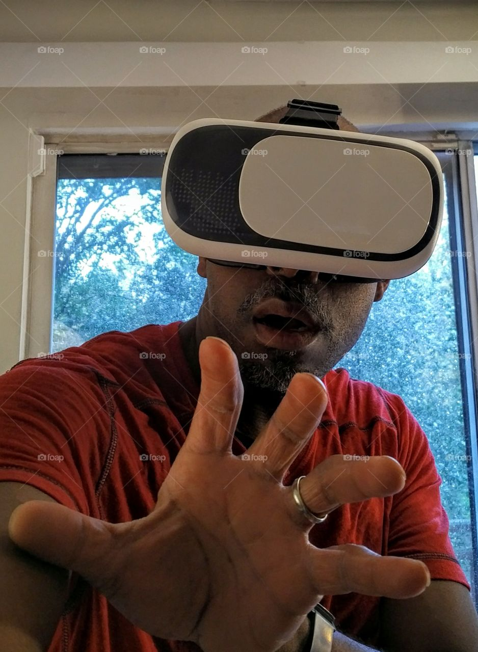 Virtual Reality is Real