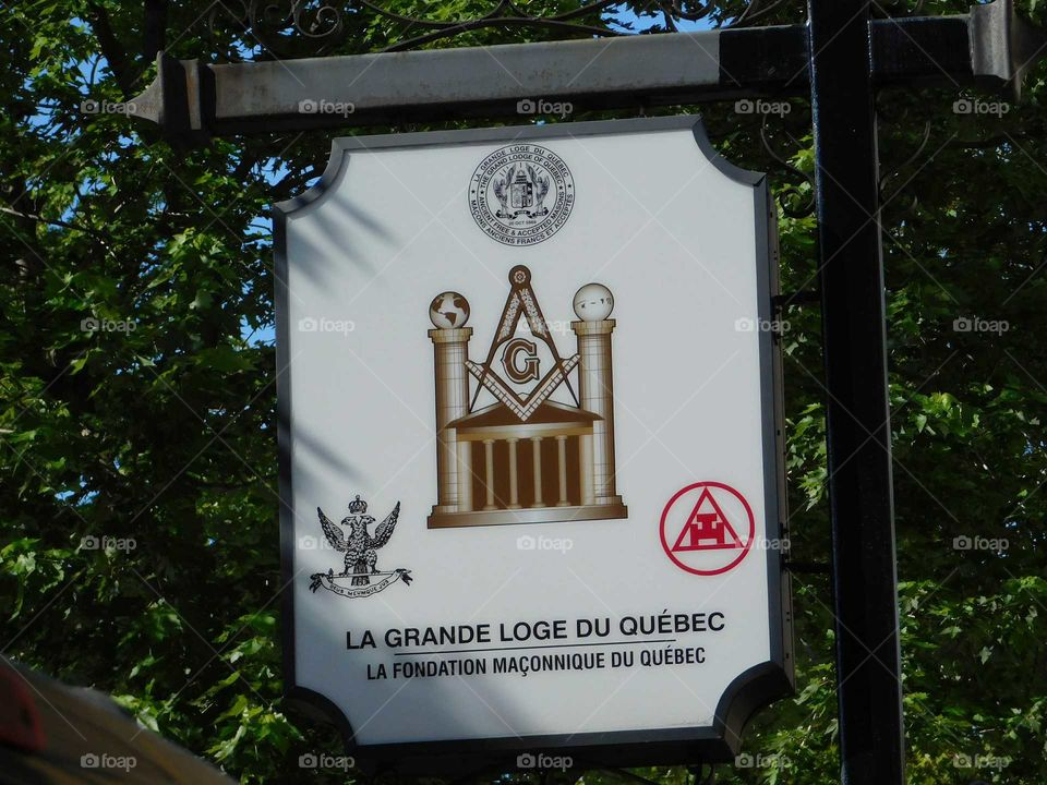Grand Lodge of Québec