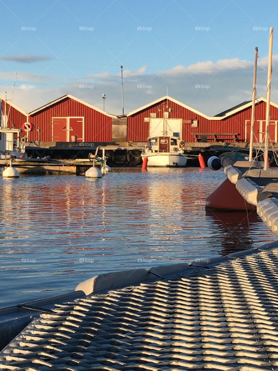 Hönö Klova Harbour