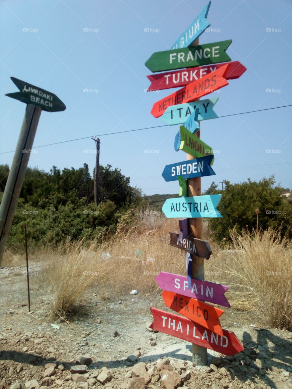 From Samos to the rest of the world