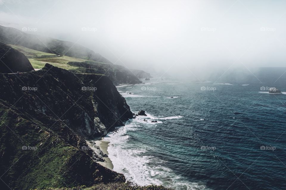 Coast. Pacific