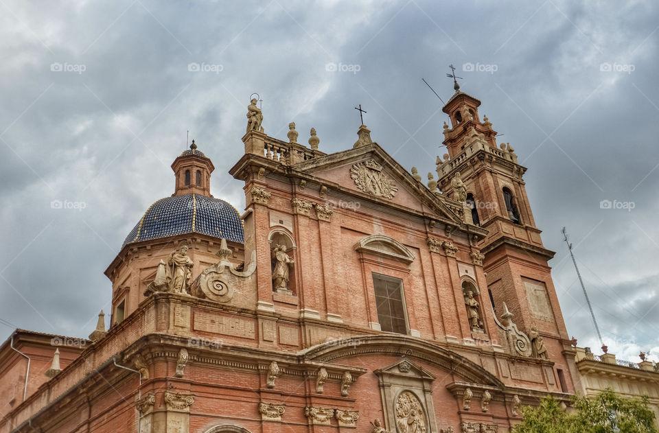 Iglesia de Santo Tomas y San Felipe Neri (Valencia - Spain)
