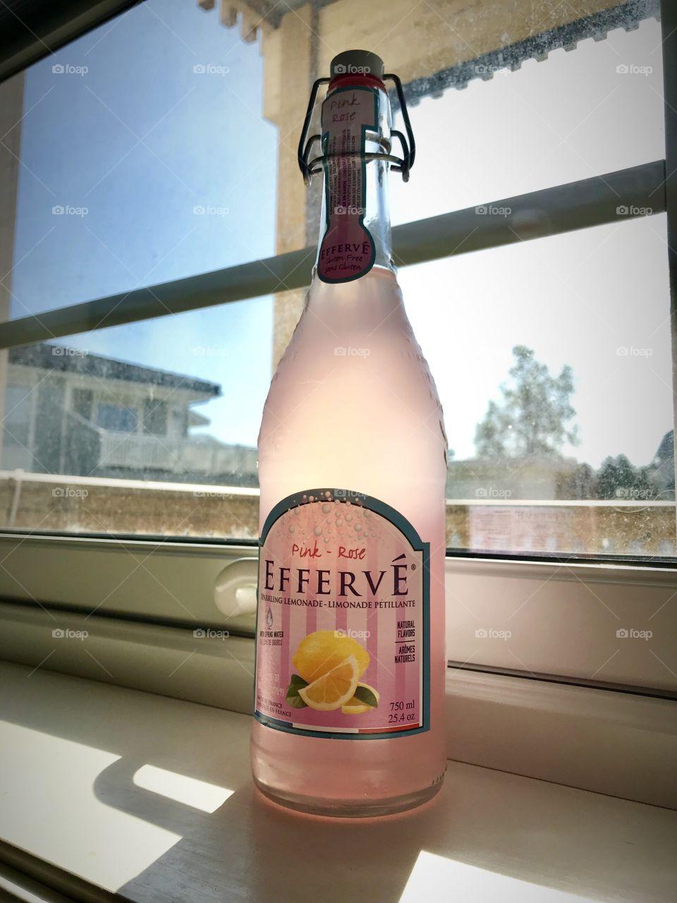 Efferve Rose Lemonade