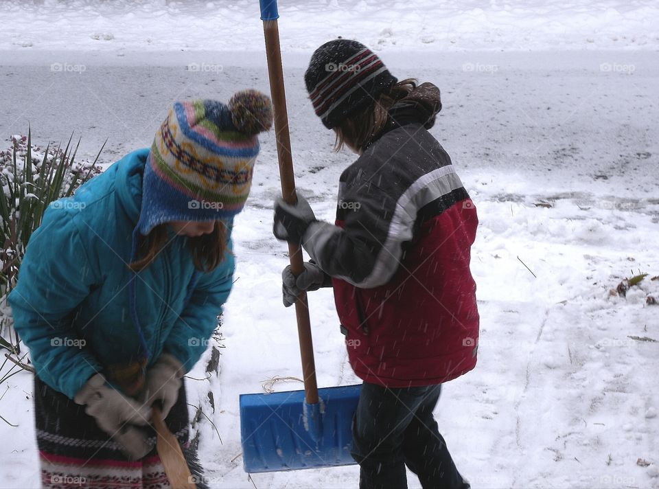 winter activities outside