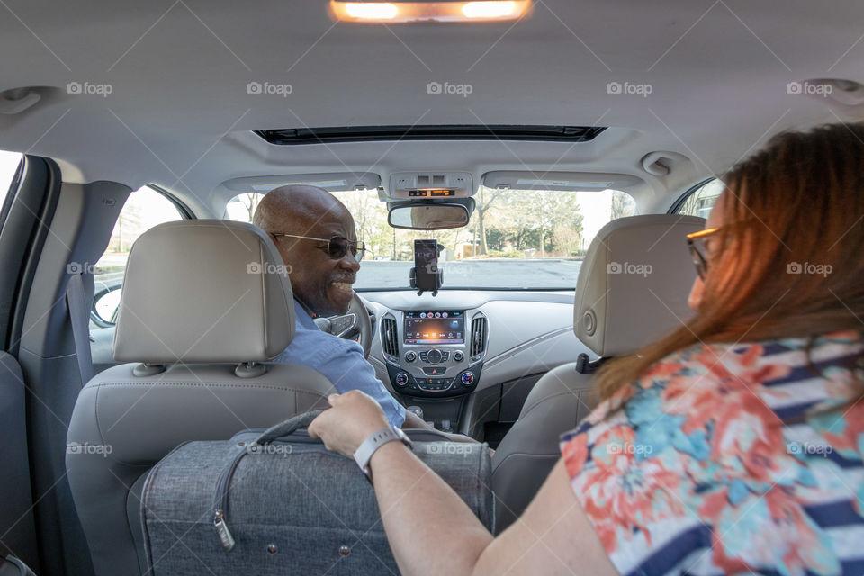Coride - Ride Sharing App