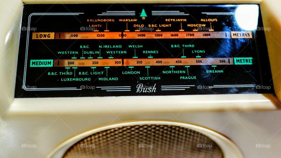 1950 Bush Radio