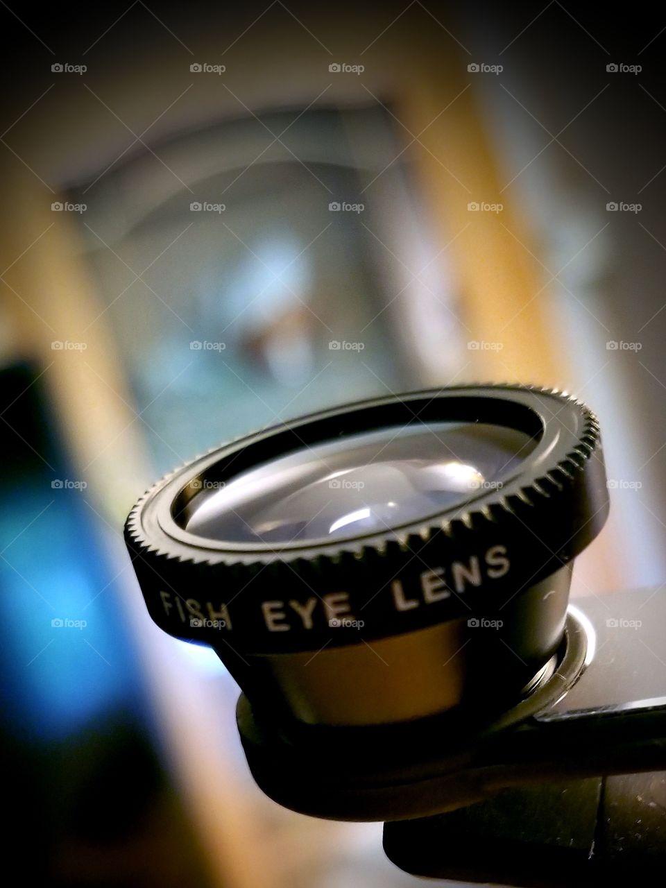 clip on optical improvements
