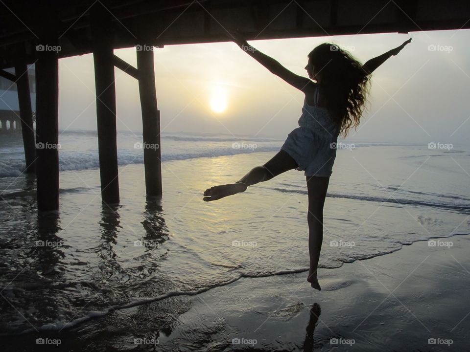 Jumping for Joy - Summer Time! Mission