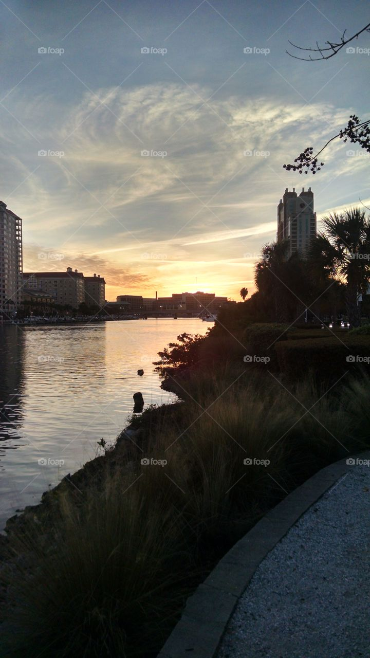 """Urban Sunset"""