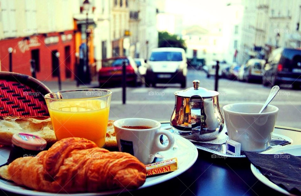 city coffee juice morning by merethe