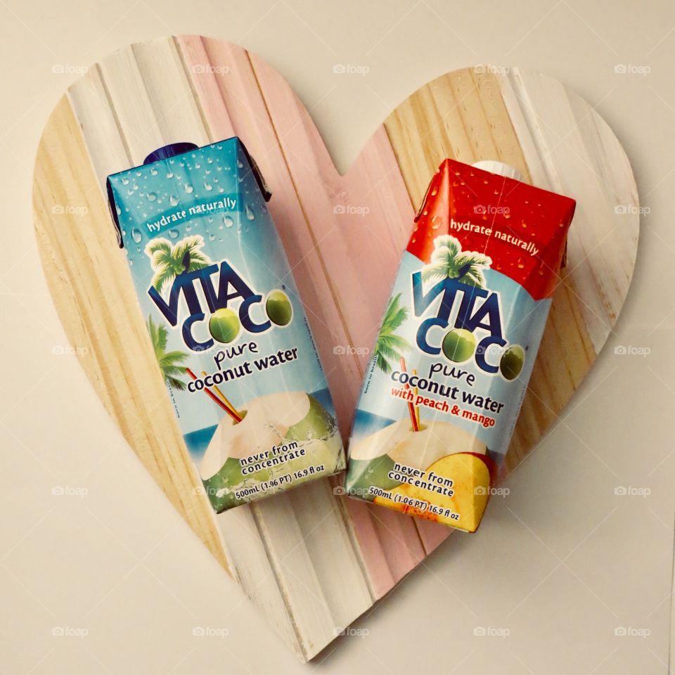 I Love Vita Coco!