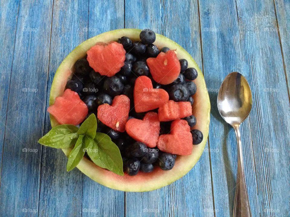 Wooden, Food, Fruit, Sweet, Wood