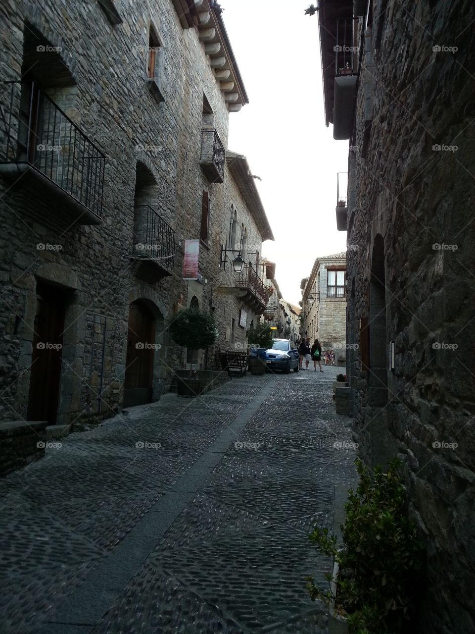 Ainsa, Huesca, (España)