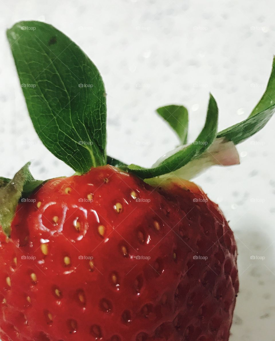 Healthy-strawberry-