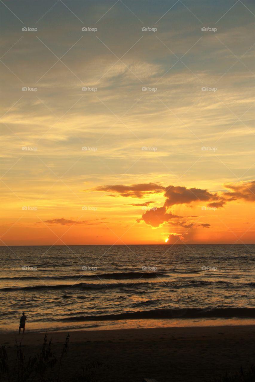 Outer Banks North Carolina Sunrise