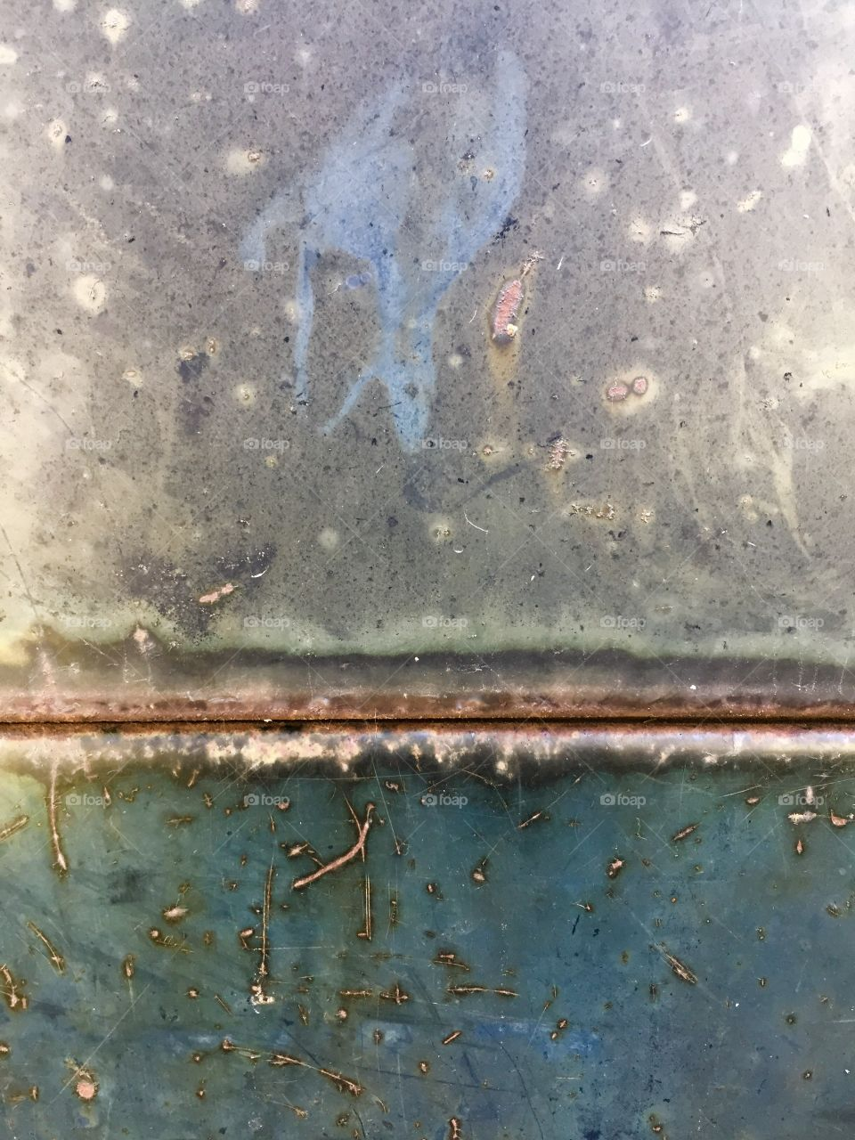 Close-up of metal surface