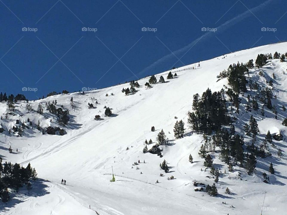 The big slope