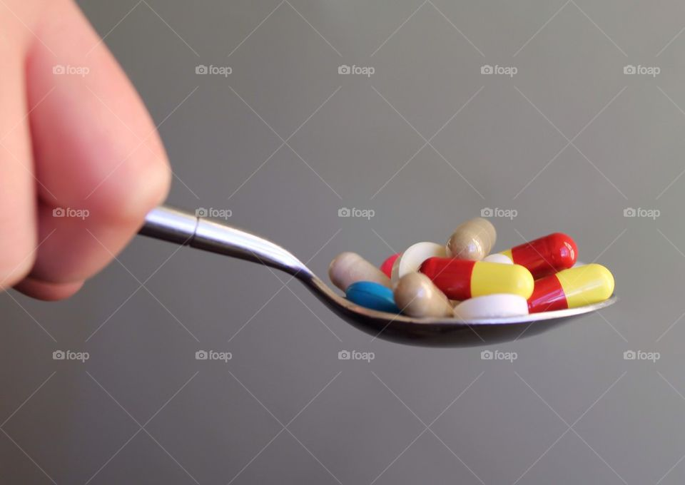 A spoonful of drugs