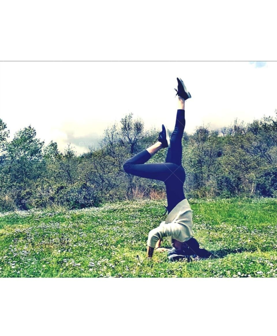 """Besides hobbies, yoga is also a way of life. It teaches you patience, calmness, balance of body and mind. It teaches you to love yourself. """"Yoga is not about getting to your toes but what you learn on the way down."""" ~ Jigar Gore"""