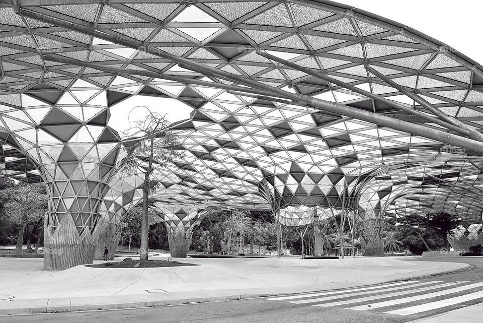 Architecture feature