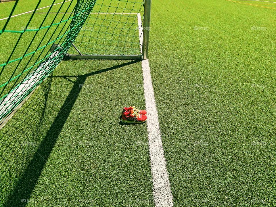 Football field goal