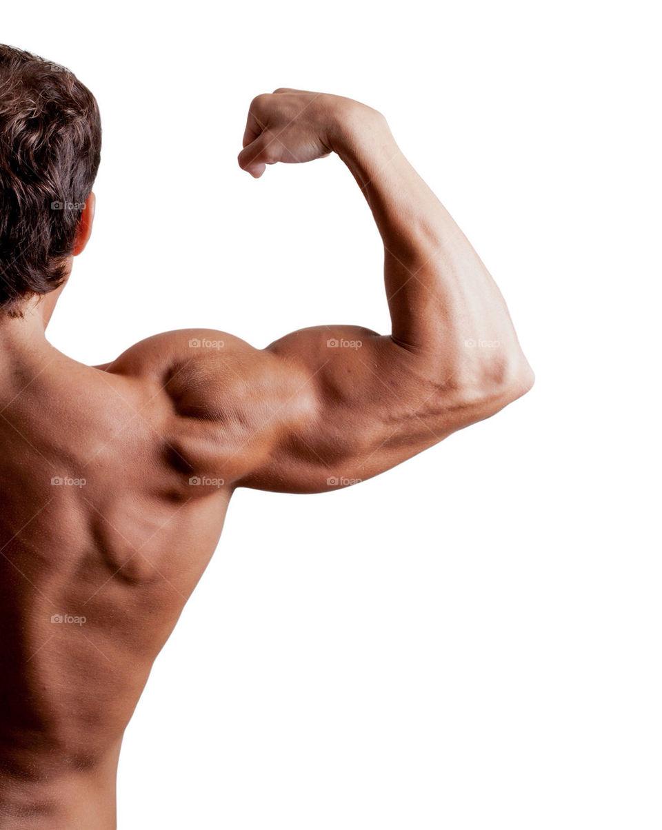 model hair back gym by ohayman