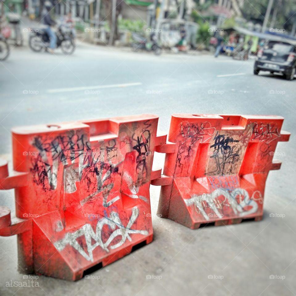 speed barrier of karet