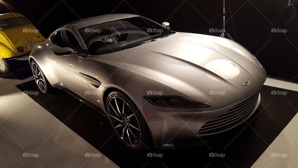 Foap Com Aston Martin Db10 Car Spectre James Bond 007