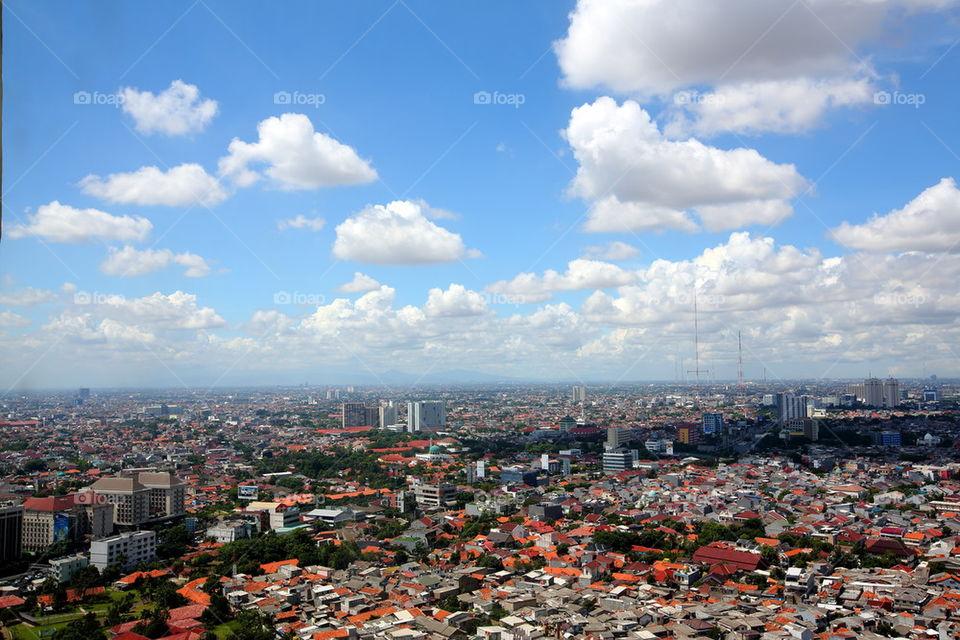 Indonesia Taman Anggrek View